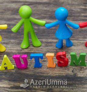 Autizm xəstəsi olan Nəzrin balanın müalicəsi